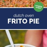 How to Make Dutch Oven Frito Pie