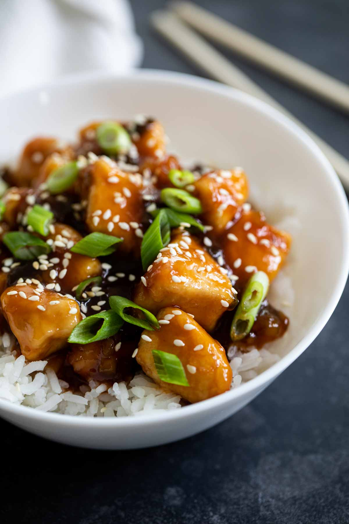 General Tso S Chicken Make Your Own Take Out Taste And Tell