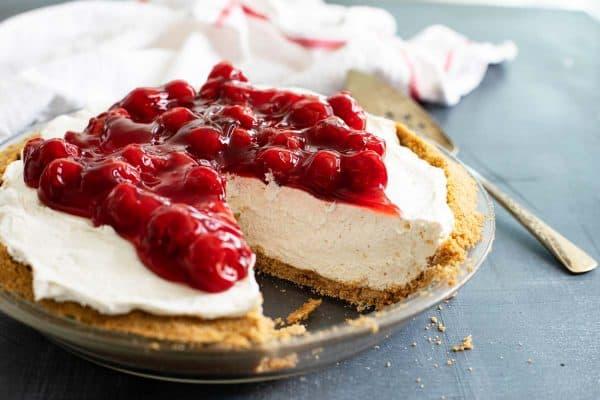 No Bake Cheesecake Recipe - Taste and Tell