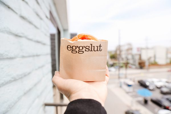 Breakfast Sandwich from Eggslut
