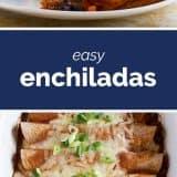 How to Make Easy Enchiladas