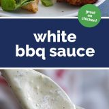 Alabama White Sauce