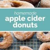 Apple Cider Donuts Recipe