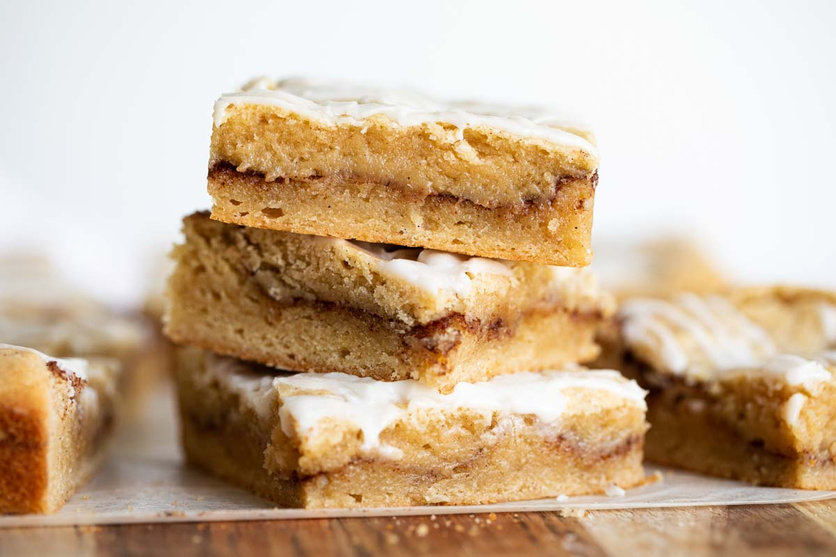 How to Make Snickerdoodle Bars