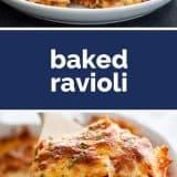 How to Make Baked Ravioli