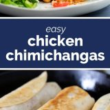 chicken chimichanga recipe