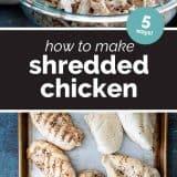 How to Make Shredded Chicken