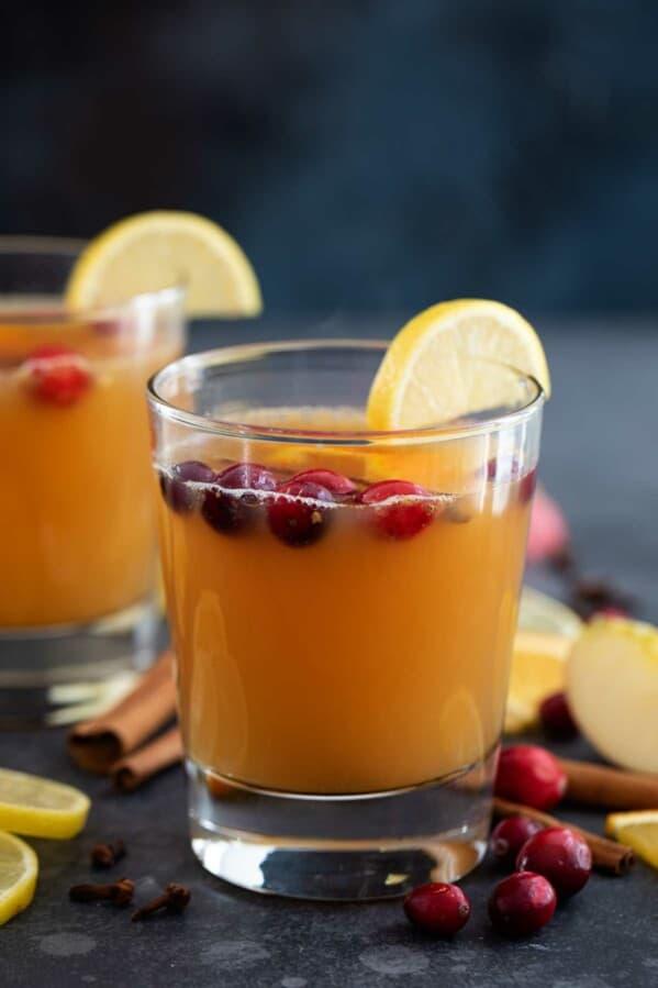 Hot Apple Cider Recipe