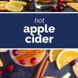 How To Make Hot Apple Cider