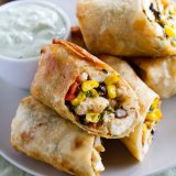 Copycat Southwest Egg Rolls Recipe