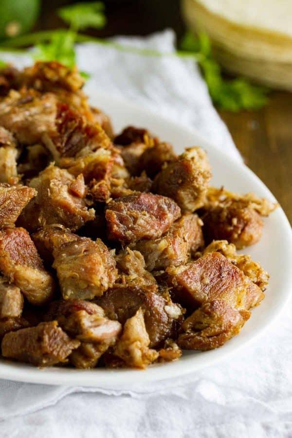 recipe for pork carnitas