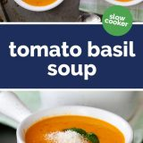 How to Make Tomato Basil Soup