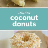How to make Baked Coconut Donuts