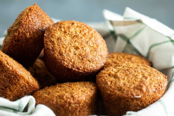 Muffins make with wheat bran