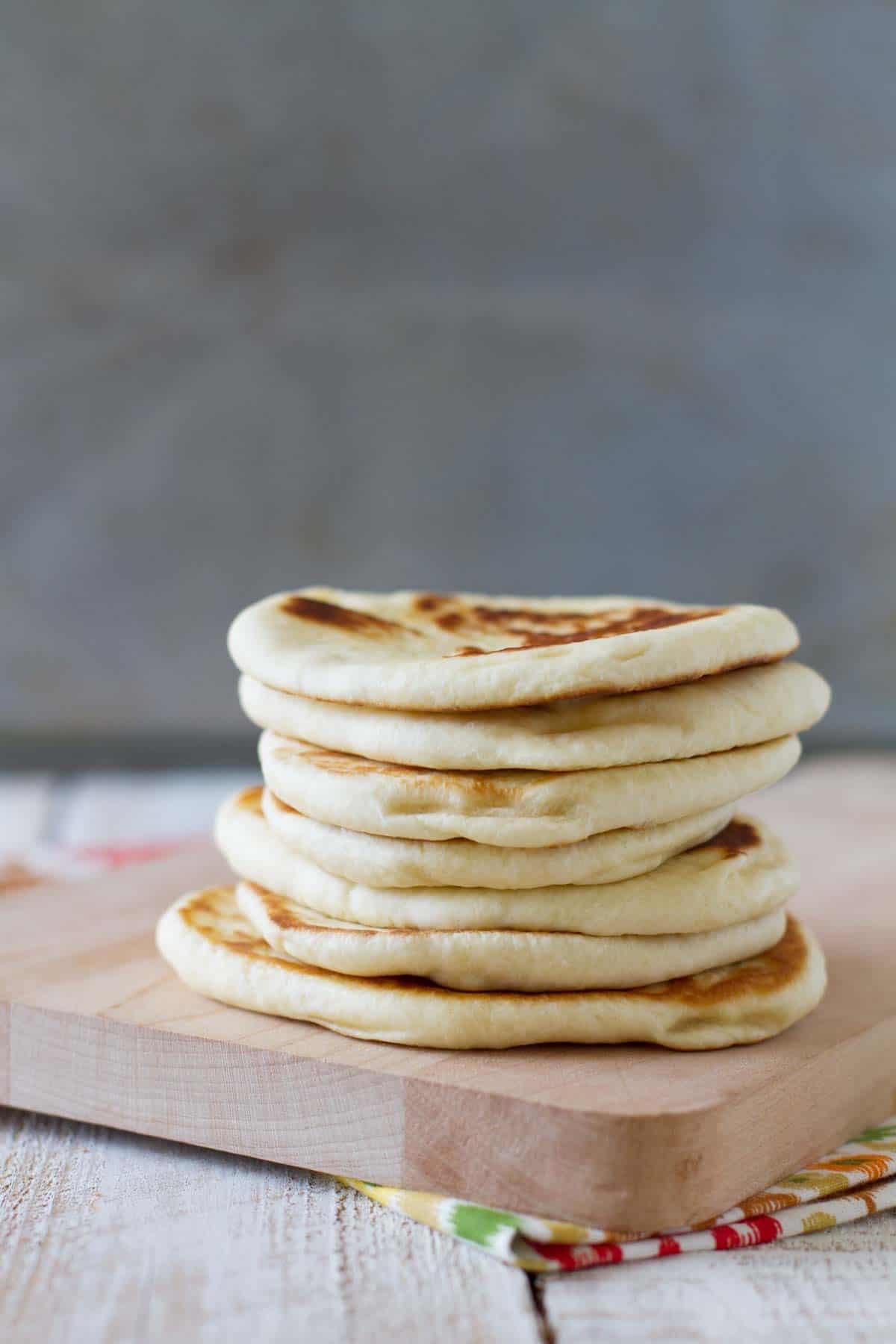 Easy Naan Bread Recipe Bread Recipe Taste And Tell