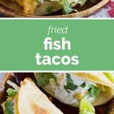 How to Make Fried Fish Tacos