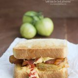How to Make a Fried Green Tomato Sandwich