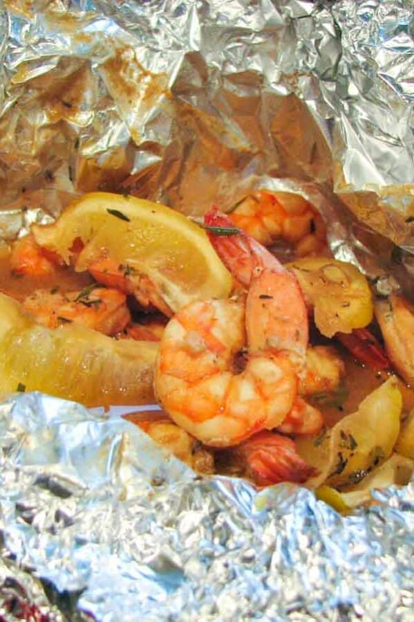 New Orleans Style Shrimp