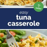 How to Make Tuna Casserole