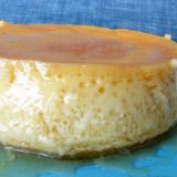 Coconut Cream Flan