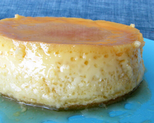 Coconut Cream Flan