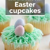 Cute and Delicious Easter Cupcakes