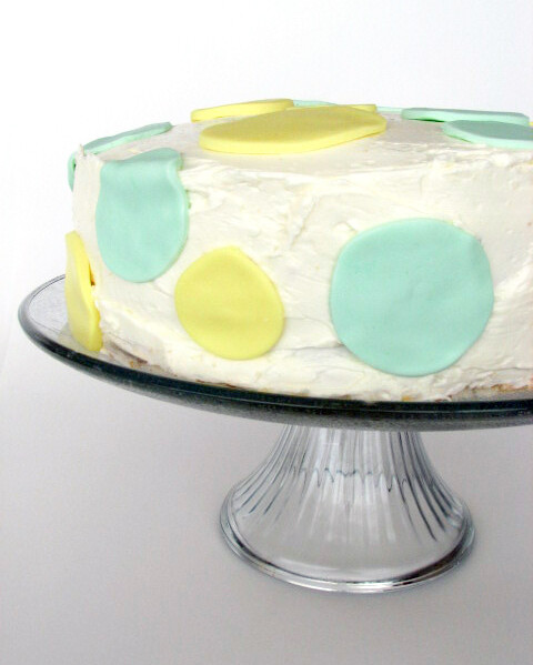 Lemon Lime Perfect Party Cake