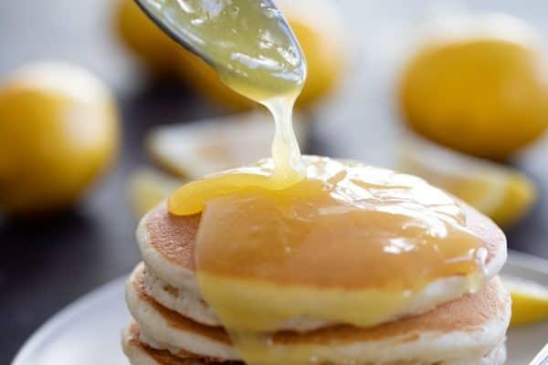 Lemon Sauce for Pancakes