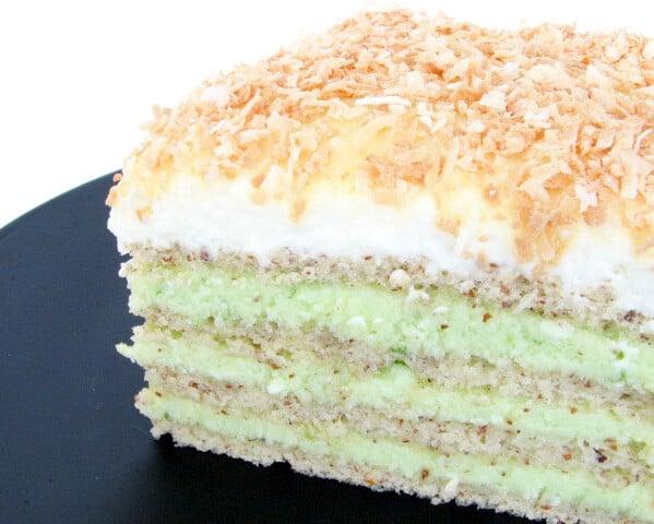Layered Opera Cake