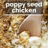 Poppy Seed Chicken Recipe