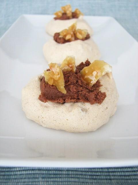 Praline Pavlova Cookies
