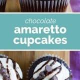 How to Make Chocolate Amaretto Cupcakes
