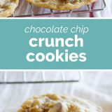 How to Make Chocolate Chip Crunch Cookies