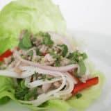 Thai Pork with Noodles