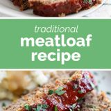 How to Make Traditional Meatloaf