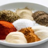 spices for homemade cajun seasoning