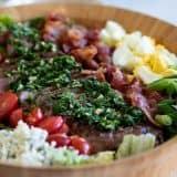Cobb Salad with Steak
